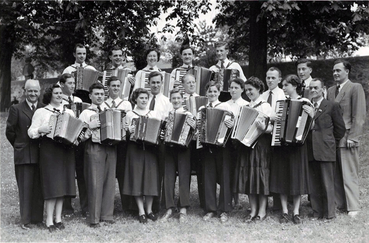 Orchester 1951